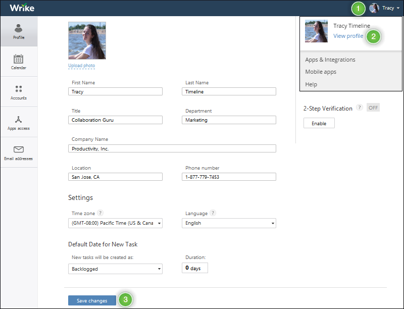 personal profile A user profile is a visual display of personal data associated with a specific user, or a customized desktop environmenta profile refers therefore to the explicit digital representation of a person's identity.
